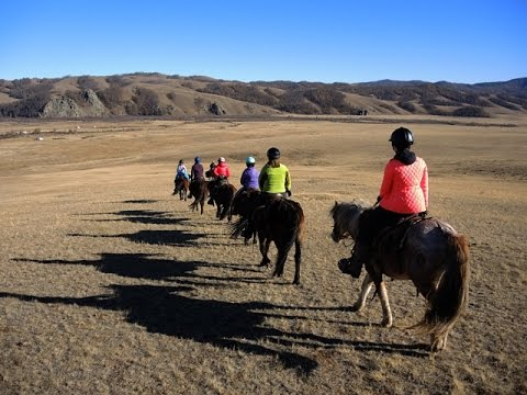 Autumn Riding with Stone Horse Expeditions in Mongolia's Gorkhi Terelj National Park