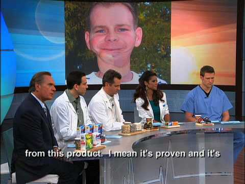 How to Quit Chewing Tobacco on 'The Doctors'