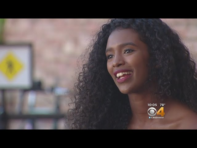 Ethiopian Teenager Earns One Of Colorado's Highest Honors