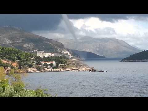 Pijavica U Dubrovniku 28.08.2013