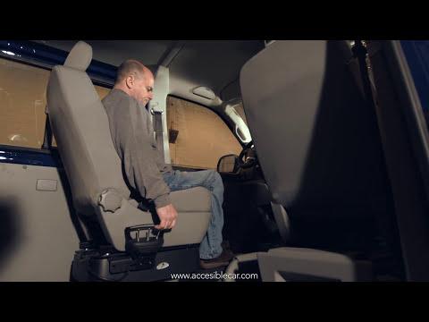 Tutorial asiento 6 way, adaptación vehículos para discapacitados y minusválidos en sillas de ruedas