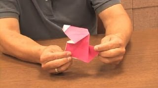 Origami Dog Crafts : Origami Animals