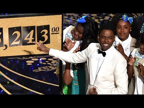 Oscars 2016: Chris Rock Best & Worst Moments