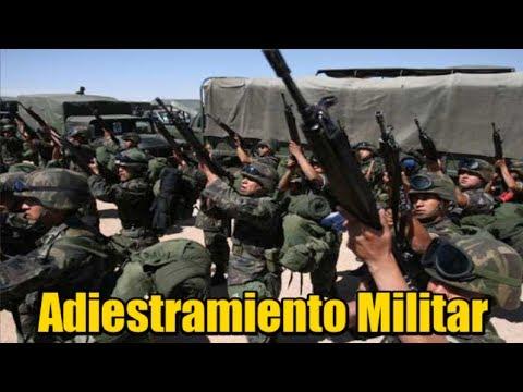 Adiestramiento Militar 14 Batall�n de Infanter�a