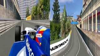 [F1C] Williams-BMW FW26 @Total Circuit - The Challenge with Juan Pablo Montoya [HD]
