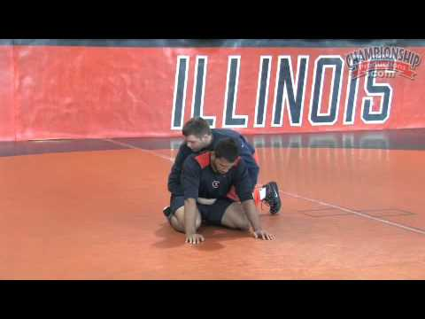 Next Generation Wrestling Drills Image 1