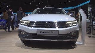 Volkswagen Passat Alltrack 2.0 TDI 190 hp 7-DSG (2019) Exterior and Interior