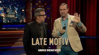 LATE MOTIV - Raúl Pérez es Carlos Herrera | #LateMotiv289