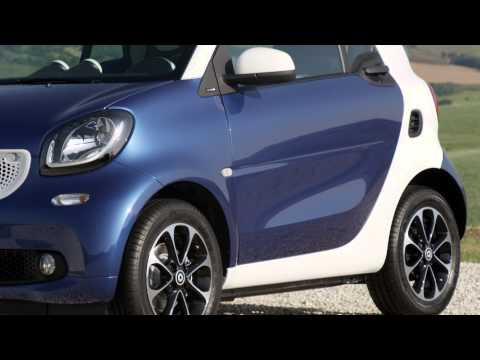 Smart ForTwo - driving & design