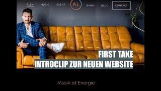 First Take: Introvideo zur Website