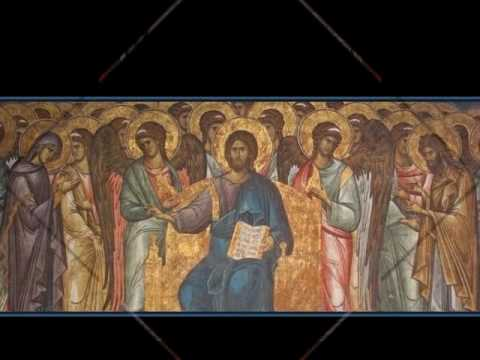 The Beatitudes- Znamenny Chant (English)