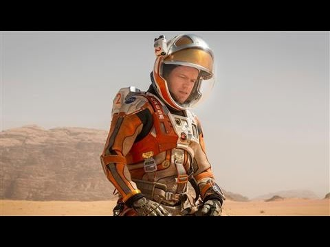 Ridley Scott On Launching 'The Martian'