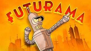 Futurama - The Science of Comedy