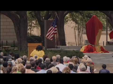 Barbara Jordan Statue Unveiling Event Video
