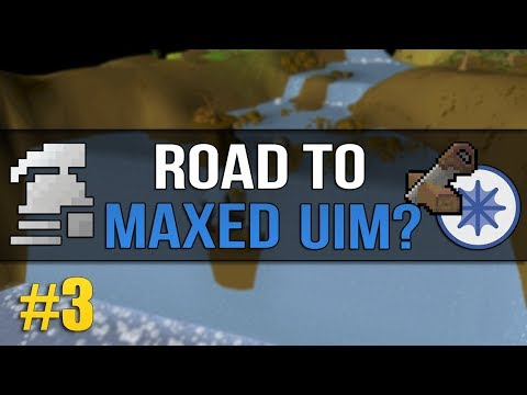 OSRS Ultimate Ironman (Road to Max?) #3 - More Questing / Learning UIM Methods