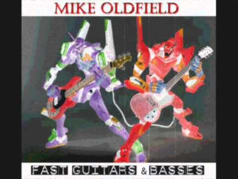 Mike Oldfield - Fast Guitars