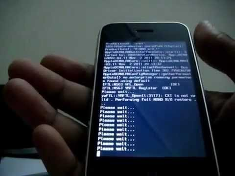 How to JailBreak iOS 5.0.1 with iPhone 4 4s 3GS iPod Touch 3g 4g 5g iPad Redsn0w 0.9.9b9