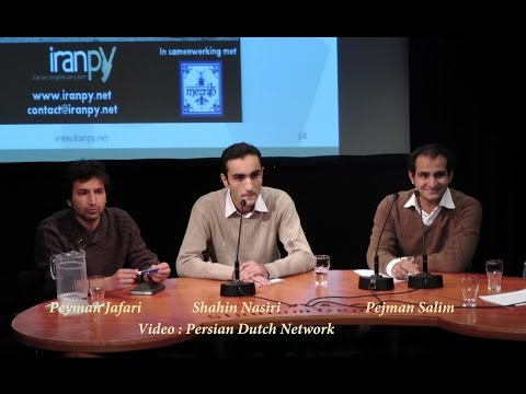 Iran s Student Day Conf., Amsterdam University, 4 Dec. 10 (video: Persian Dutch Network)