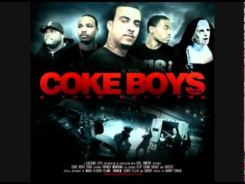 French Montana - Goin In For The Kill Ft Chinx Drugs, Cheeze video