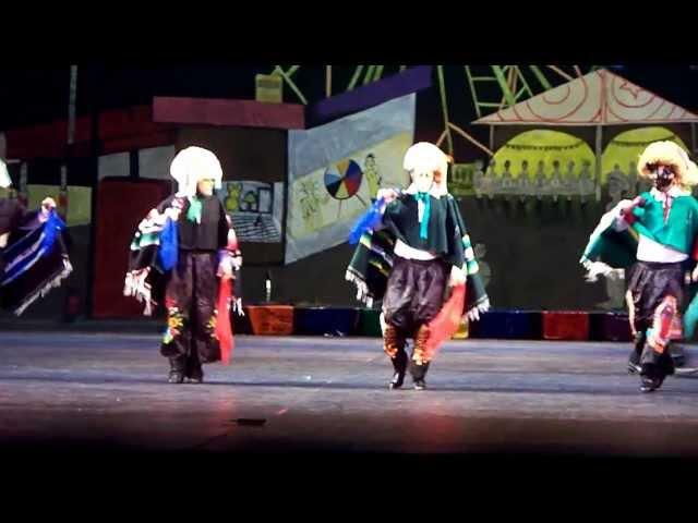 ESMDM - El Parachico ( Baile de Chiapas )