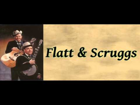 Lester Flatt and Earl Scruggs - Back To The Cross