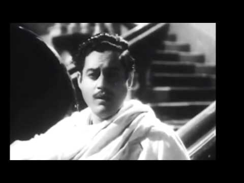 Jaane wo kaise log the - Pyaasa - SD Burman