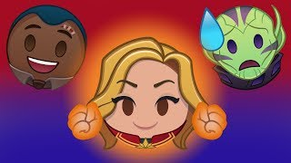 Marvel Studios' Captain Marvel | As Told by Emoji by Disney