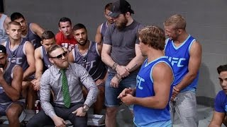 Conor McGregor goes after TJ Dillashaw