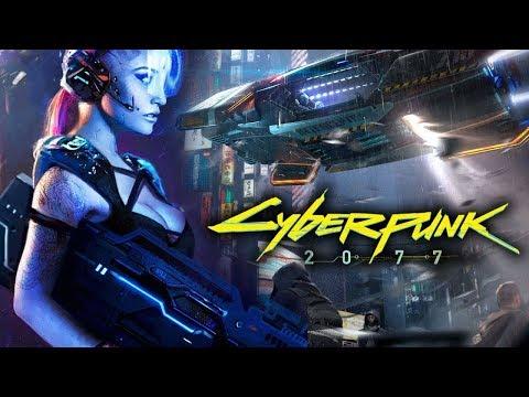 Cyberpunk 2077   E3 2018 Official Trailer