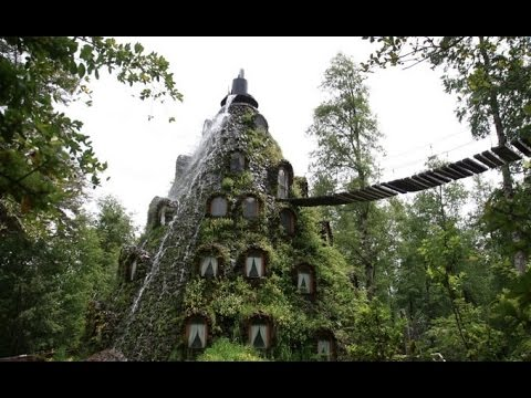 Magic Mountain Lodge in Chile 2014 1080p HD
