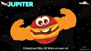The Planet Song [Vietsub by KSTE]