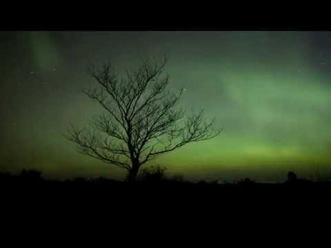 Northern Lights in Estonia