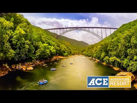 ACE Adventure Resort | Lower New River Whitewater Rafting