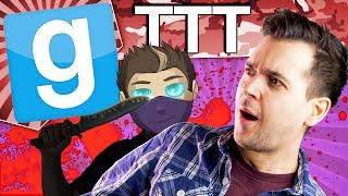 Gmod TTT - Rythian Doing Murders (Garry's Mod Funny Moments)
