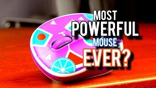 The Most Powerful Gaming Mouse EVER
