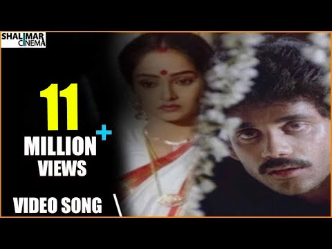 Majnu Movie || Idi Tholi Raatri Video Song || Nagarjuna, Rajini