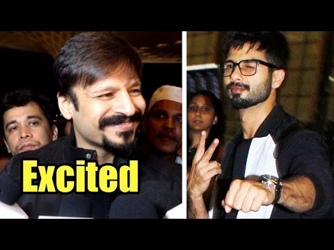 Vivek Oberoi Excited To See IIFA's New Host Shahid Kapoor