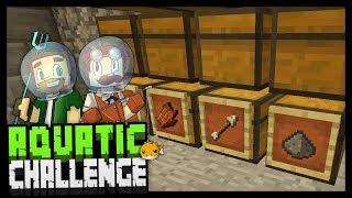 THE NEW MUMBO?! - Minecraft Aquatic Challenge - #13