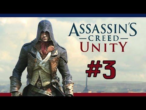 Assassin' s Creed Unity – Walkthrough 03 [ Séquence 1: Mémoire 3 ] Haute Société