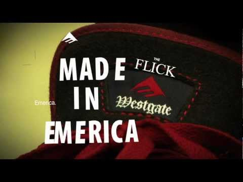 Emerica Introduces the Flick by Brandon Westgate