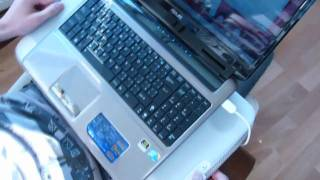 Logitech Speaker Lapdesk N700 - uivatelsk video preview
