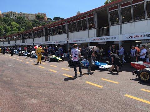Grand Prix Historique Monaco 2016