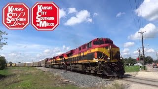 Kansas City Southern Lines: The Movie