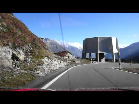 San Bernardino Pass - Ferrari 348 GTB - Part 1