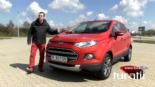 Ford EcoSport 1.0l EcoBoost explicit video 1 of 3