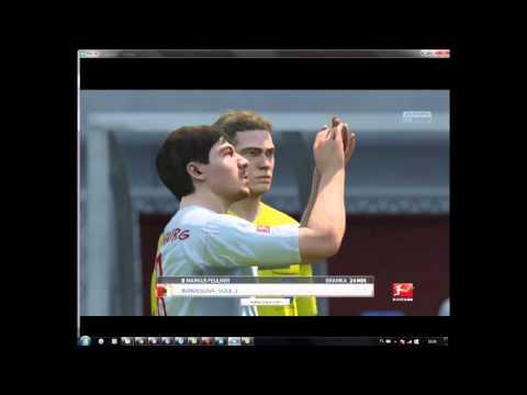 FIFA 16 Augsburg #1 - Transfery I Cały Mecz.