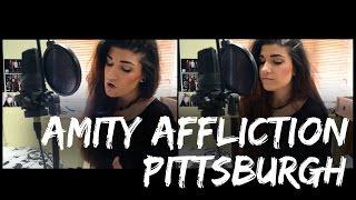 The Amity Affliction - Pittsburgh | Christina Rotondo Cover