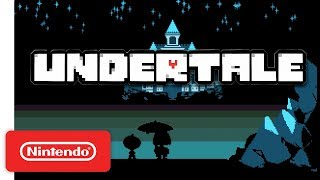 Undertale - Release Trailer - Nintendo Switch