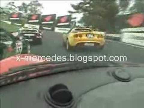 Lotus Exige 300rr. Bathurst Race In Lotus Elise