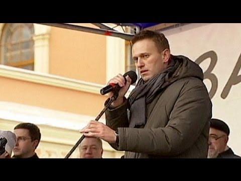Rusya'da muhalif lidere dolandırıcılık suçlaması